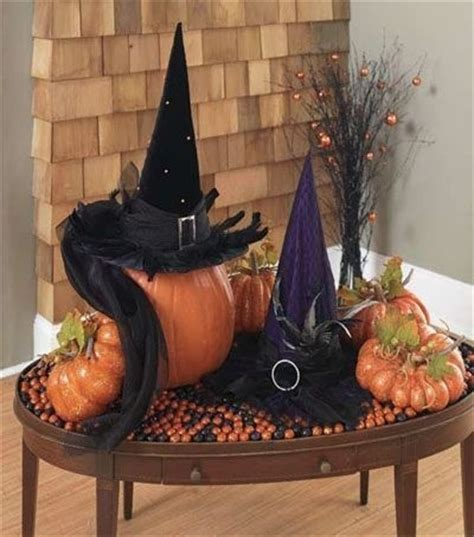halloween table decor halloween pinterest