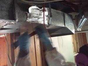 asbestos duct tape vent fiberboard canadian haz mat