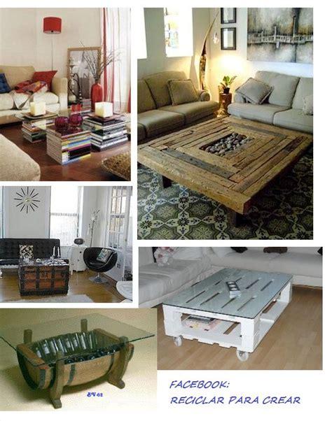 muebles reciclados ideas