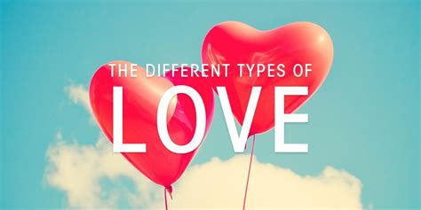 5 forms of love the different types of love wishing moon
