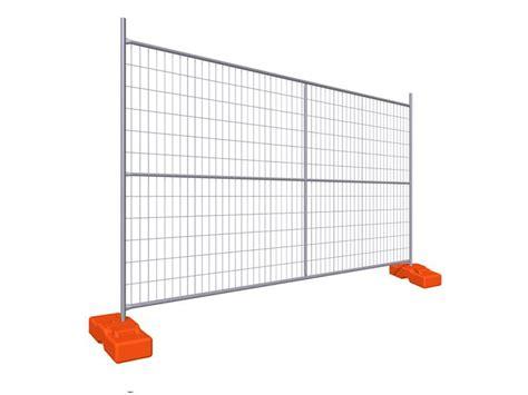 temporary fence fencing extra custom ctf