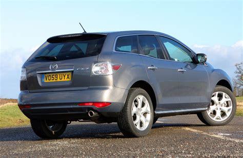 mazda cx 7 mazda cx 7 estate review 2007 2011 parkers
