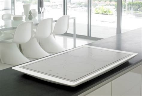 Electrolux Aurora Illuminated Induction Cooktop   DigsDigs