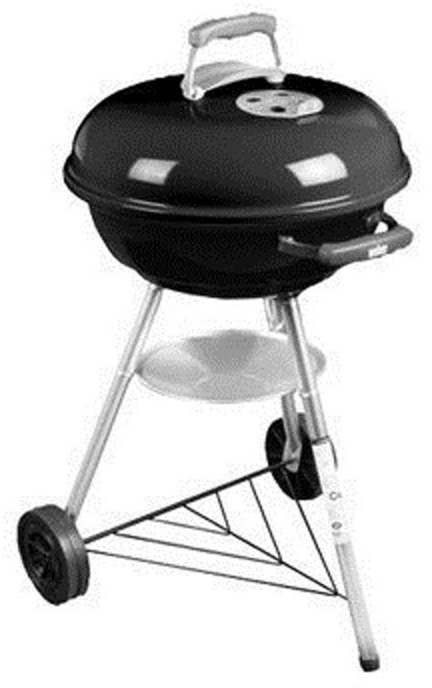 bol weber 174 houtskoolbarbecue compact kettle 216 47 cm