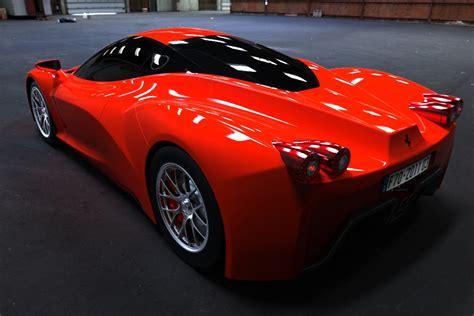 ferrari supercar ferrari f70 supercar design study constantin gabriel radu