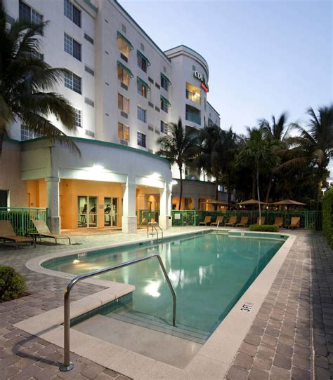 book courtyard by marriott fort lauderdale airport cruise port dania florida hotels com