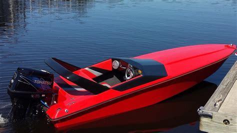 Used Mini Boats For Sale by Mini Speedboat Cigarette Baja Donzi F15 Boat