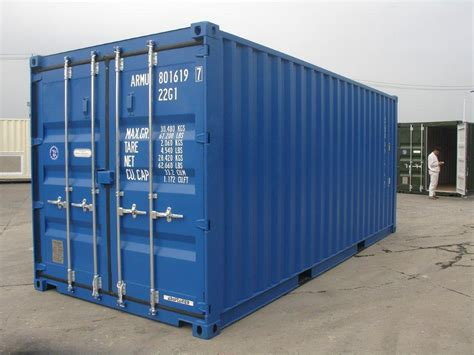 20ft New Storage Container For Sale  Uk Wide Delivery