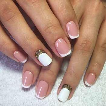 Дизайн ногтей френч фото новинки 2017