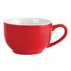 Mug à Café : olympia cafe coffee cups red 228ml 8oz gk073 ~ Teatrodelosmanantiales.com Idées de Décoration