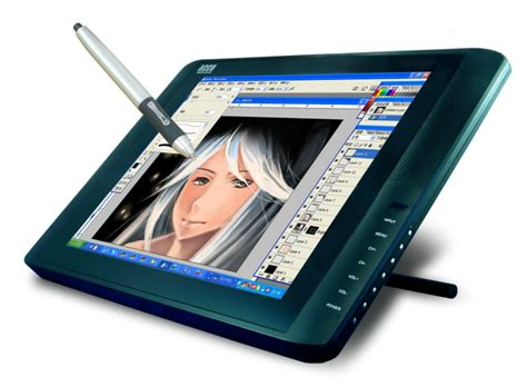 lcd interactive touch screen tablet monitor