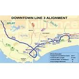 Sea Horizon EC - Downtown Line 3 Alignment