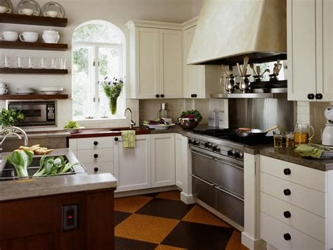 pictures of cottage kitchens white country kitchen with wood details hgtv 4199