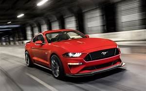 2018 Ford Mustang GT Levels Up With New Performance Pack Level 2 - The Drive