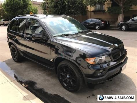 2005 Bmw X5 48is For Sale In United States