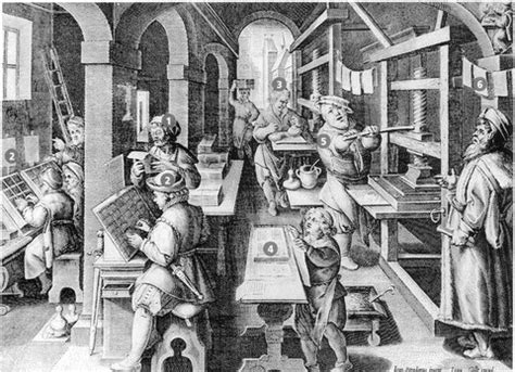 les chambres de l imprimerie le temps des découvertes