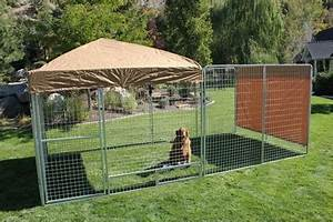 839 x 839 x 639 ultimate modular welded wire professional With professional dog kennels for sale