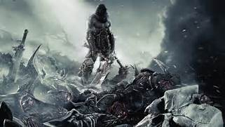 Darksiders 2 Backgroun...