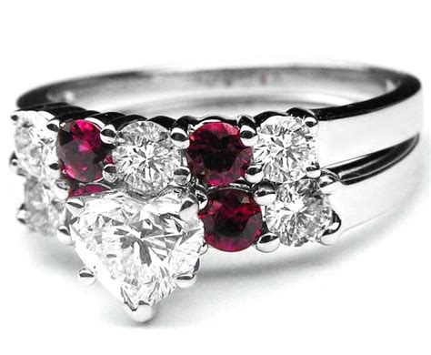 and ruby engagement rings meaning white salmon wines