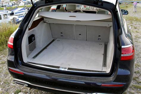 mercedes a klasse kofferraum maße fahrbericht das e klasse t modell der neuen mercedes