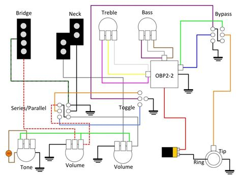 Wiring Obp Pre Vpp Active Passive Series Parallel