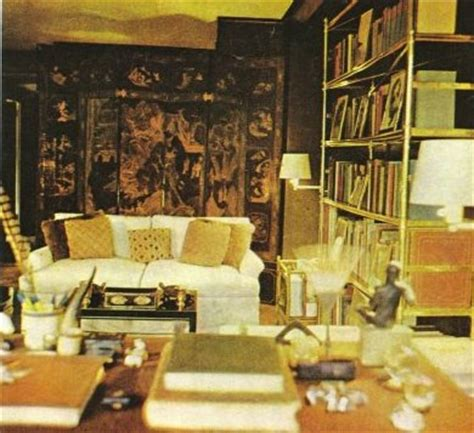 mike nichols new york apartment habitually chic 174 187 billy baldwin at home