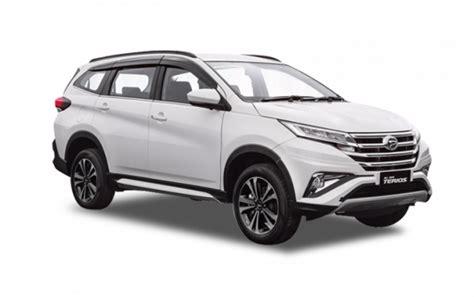 Daihatsu Terios 2019 by Harga Daihatsu Terios All New 2019 Spesifikasi Review