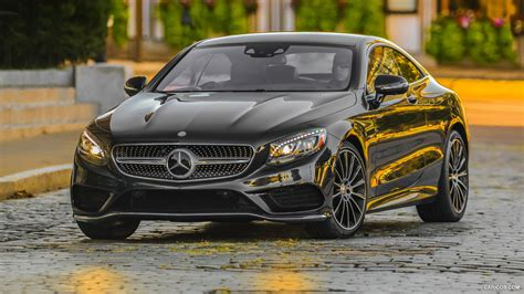 The s63 4matic coupe and sedan rate 15/23/18 mpg; 2015 Mercedes-Benz S550 4MATIC Coupe - Front   HD ...