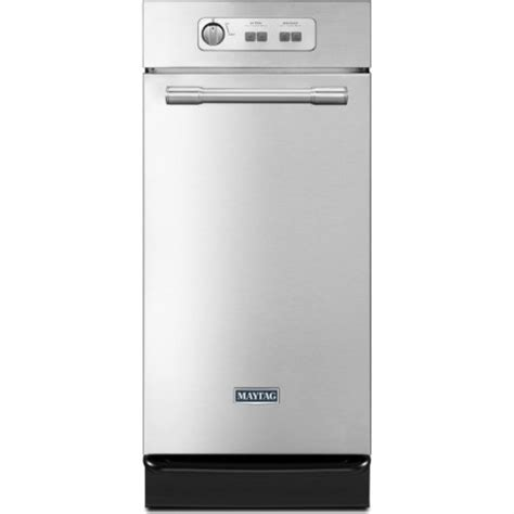 mtucafm maytag  full console trash compactor