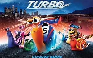 Turbo Movie Review : A Seriously Speedy Snail