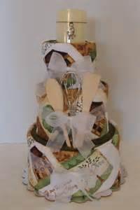 Towel Cake Housewarming Gift