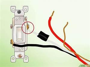 C U00f3mo Cablear Un Interruptor De Tres V U00edas  18 Pasos