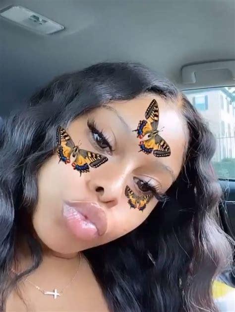Shaebbyx In 2020 Pretty Black Girls Pretty Skin Light