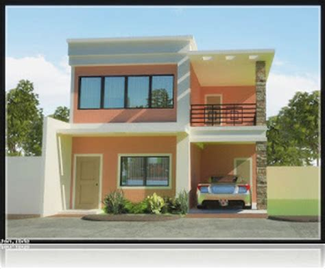 Simple Interior Design Ideas For Kitchen - 30 beautiful 2 storey house photos bahay ofw