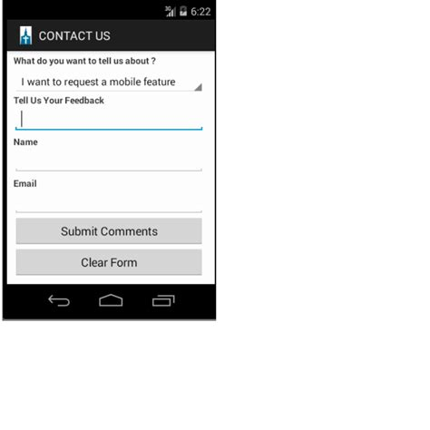 how to send from android java how to send email by clicking on submit button in