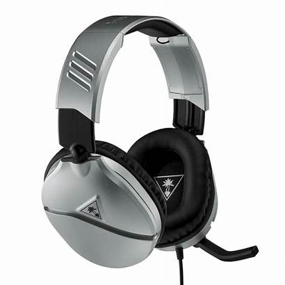 Silver Recon Headset Turtle Beach Gaming