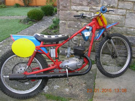 Bsa Grass Track Speedway Motorcycle Barn Find