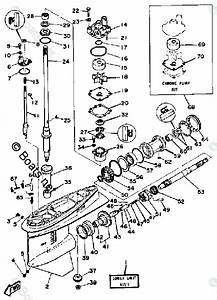 Yamaha Outboard Parts By Year 1986 Oem Parts Diagram For