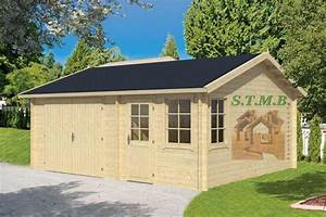 savoir construire son garage en kit stmb construction With construire son garage en bois