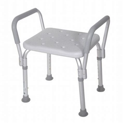 Shower Chair With Arms And Back - brand new bath bench seat shower chair with padded arms