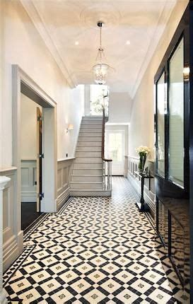 Ceramic tiles for the floor. Great for high traffic areas