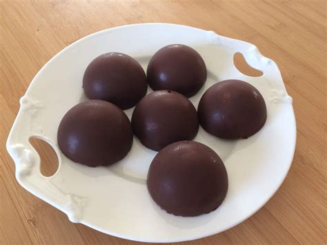 coques en chocolat les recettes de mumu