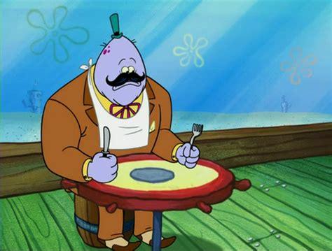 spongebuddy mania spongebob characters jack  crazyfish