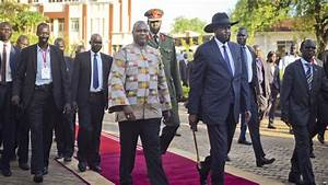 South Sudan Government to Be Dissolved | ChimpReports