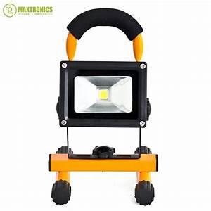 Led Spots Mit Batterie : 10w rechargeable led flood lighting rechargeable led emergency lamp portable spotlight battery ~ Frokenaadalensverden.com Haus und Dekorationen