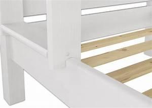 Holz Brettspiele Für Erwachsene : hochbett f r erwachsene kiefer wei 100x200 stockbett nische 100 rollrost matratze w m ~ Sanjose-hotels-ca.com Haus und Dekorationen