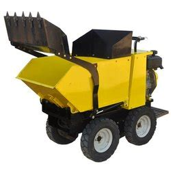 wholesale trader  earth moving equipment mini dumper  mac earth movers suppliers hyderabad