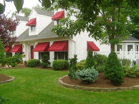 Types Of Awnings- Windows, Doors, Porches & Patios