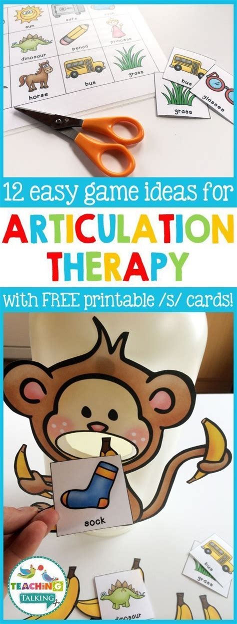 articulation games for preschoolers 443 best slp articulation activities images on 549
