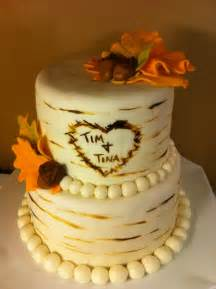 country themed wedding cakes country fall themed wedding cake cakes by meridyth